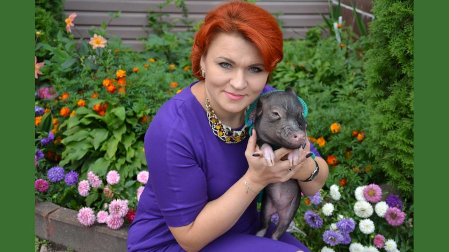 Животные Татьяны Юриной